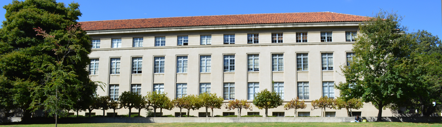 Mulford Hall, UC Berkeley Campus