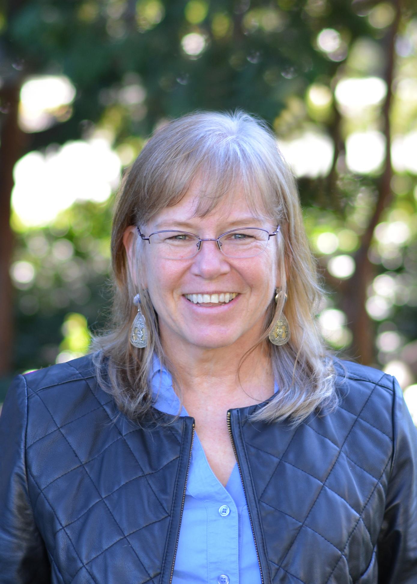 Photo of Nancy Peluso.