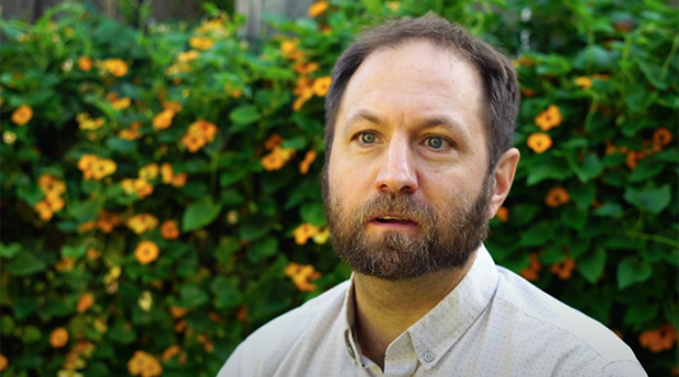 Portrait of CE specialist Van Butsic