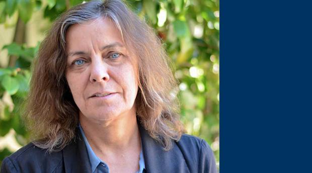 Portrait of Jill Banfield