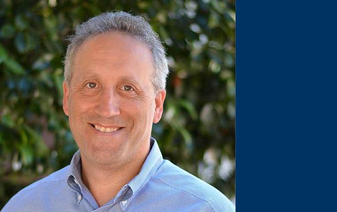 Portrait of Professor Allen Goldstein