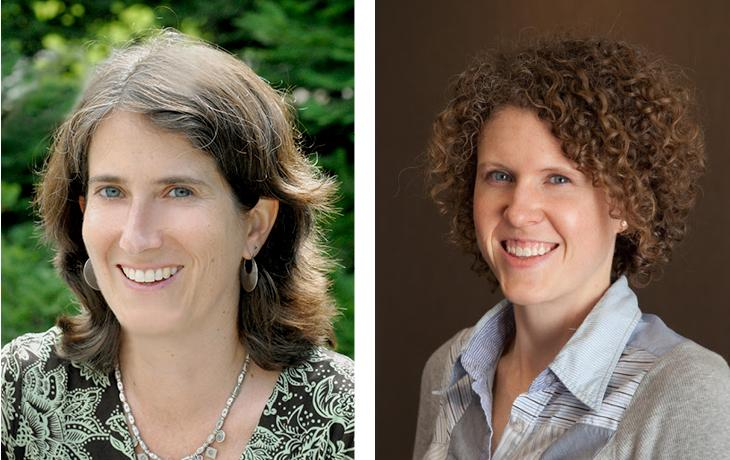 Headshots of Rachel Morello-Frosch and Joan Casey