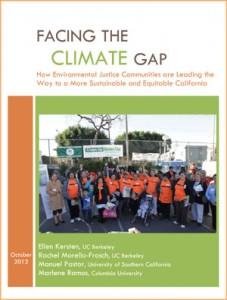 climate gap report