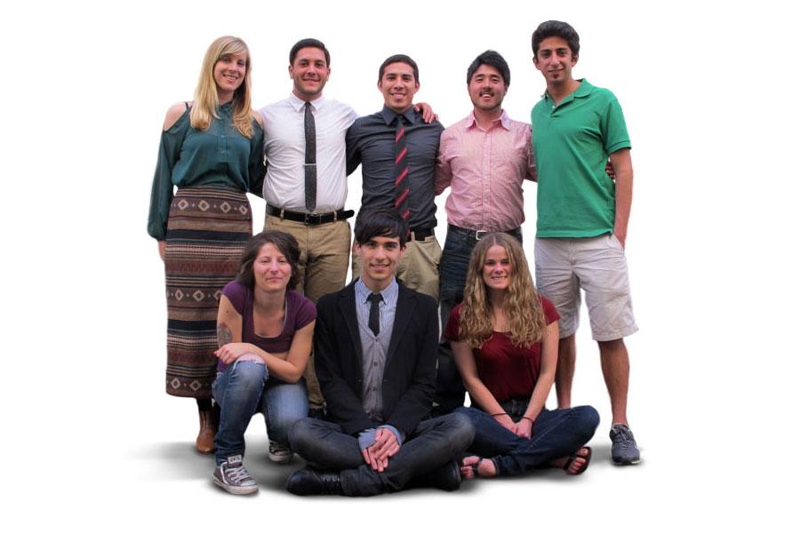 SERC student staff