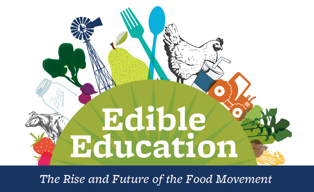 Edible Education Course Illustration